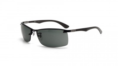 Ray-Ban Fiber Carbon Black RB8315 002/71 63-15 121,67 €