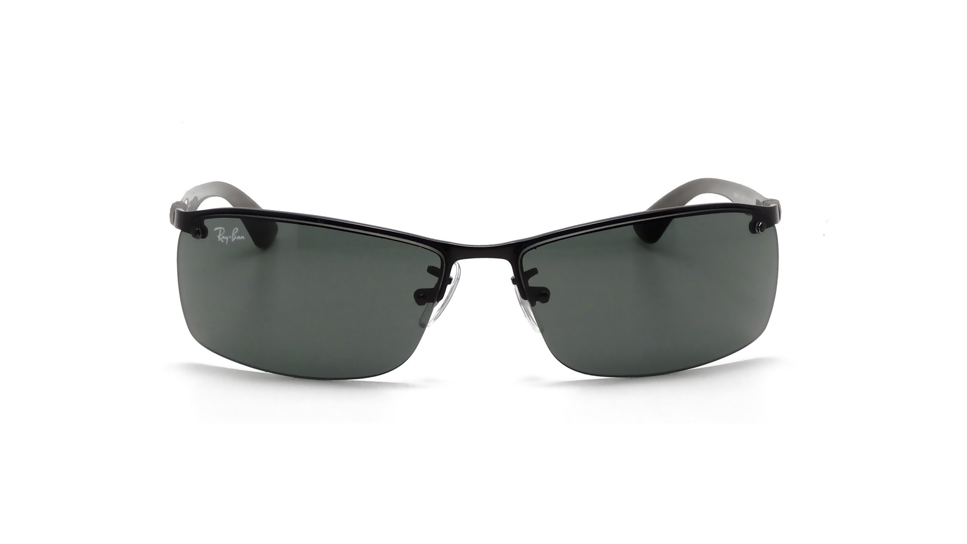 c31a9d88d0f Ray-Ban Fibre Carbon Black RB8315 002 71 63-15
