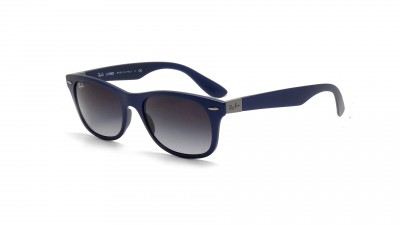 Ray-Ban New Wayfarer Liteforce Blue RB4207 6015/8G 52-17 104,08 €