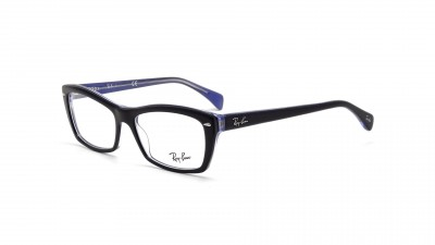 Ray-Ban RX5255 RB5255 5190 53-18 Black 53,25 €