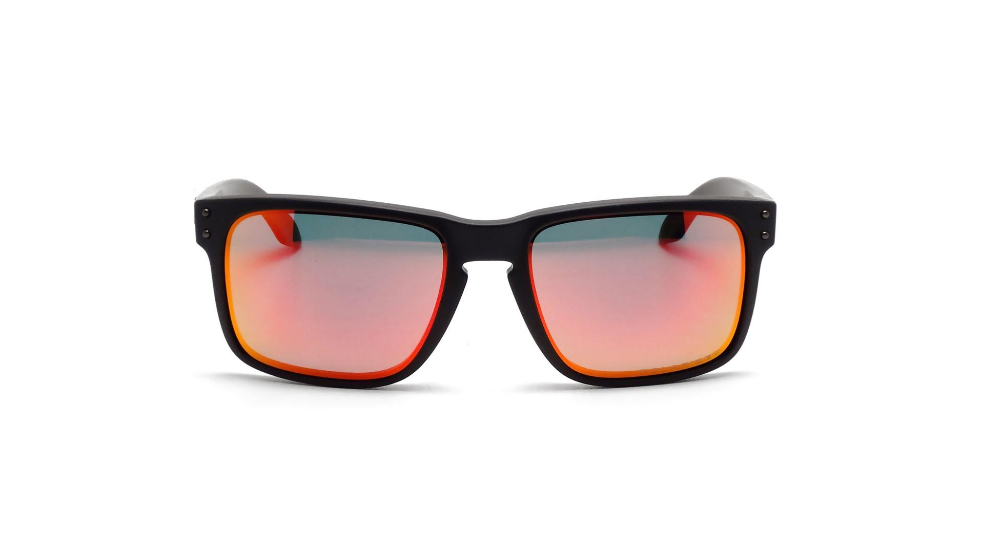 oakley holbrook matte black polarized