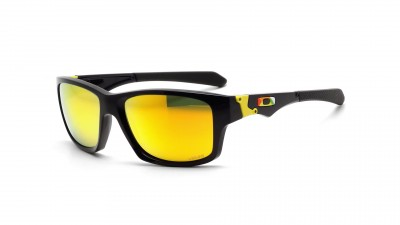 65be804506 oakley jupiter squared valentino rossi polished black sunglasses fire