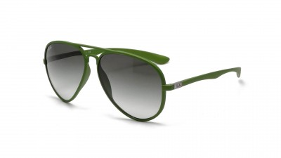Ray-Ban Aviator Liteforce Liteforce Green RB4180 6086/8E 58-13 104,08 €