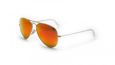 Ray-Ban Aviator Large Metal Or Mat RB3025 112/4D 58-14 Polarisés 124,92 €