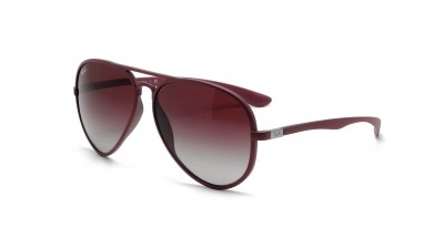 Ray-Ban Aviator Liteforce Liteforce Purple RB4180 6087/Q 58-13 104,08 €