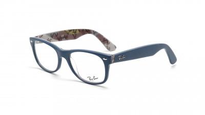 Lunettes de vue Ray-Ban New Wayfarer Bleu RX5184 RB5184 5407 52-18 76,58 €