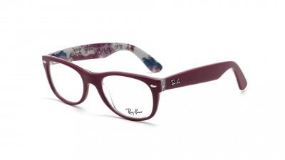 Lunettes de vue Ray-Ban New Wayfarer Violet RX5184 RB5184 5408 50-18 76,58 €