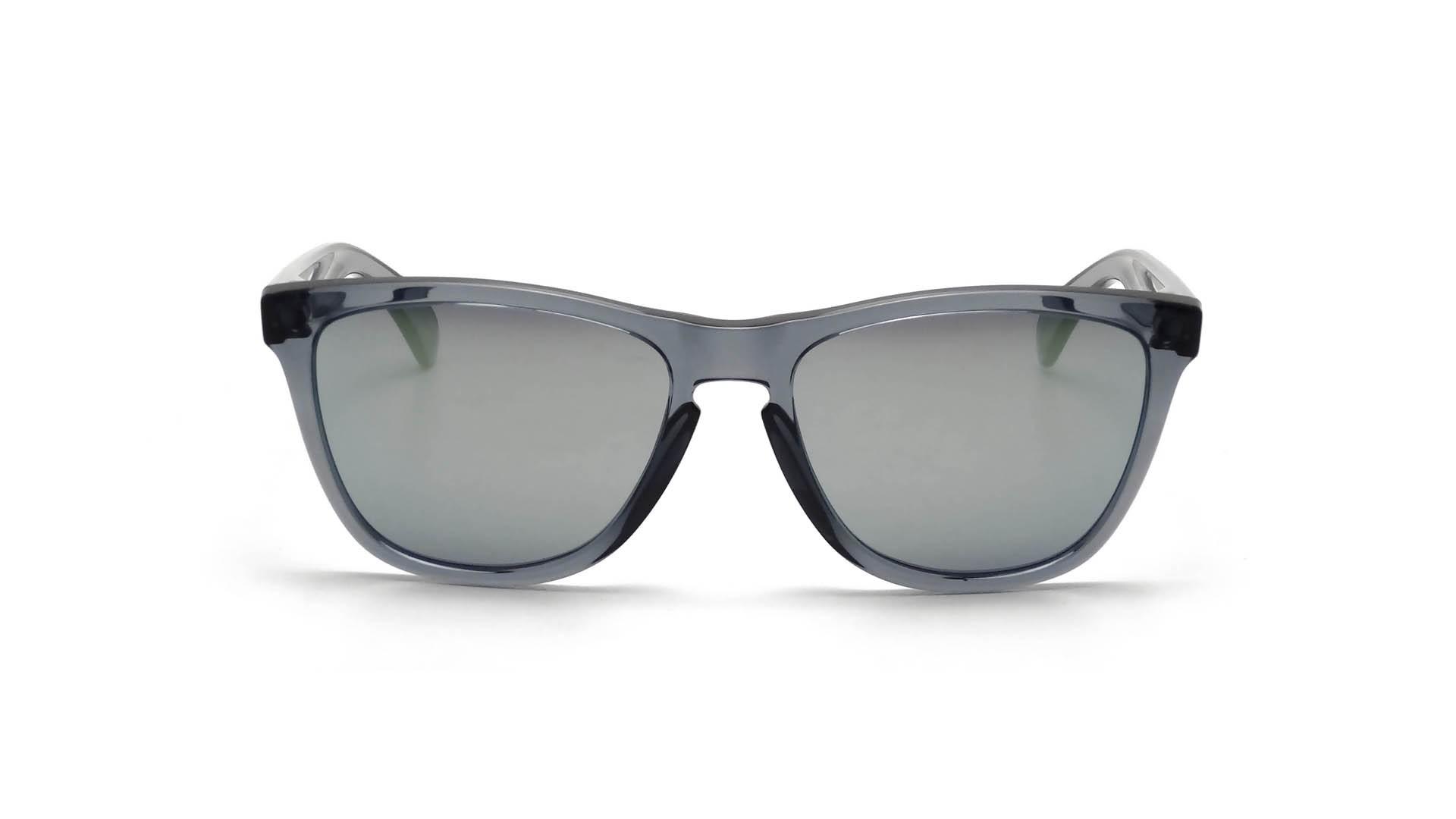 lunettes de soleil oakley frogskins crystal black emerald iridium louisiana bucket brigade. Black Bedroom Furniture Sets. Home Design Ideas