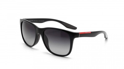 Prada Linea Rossa PS03OS 1AB5W1 55-18 Black Polarized 132,50 €
