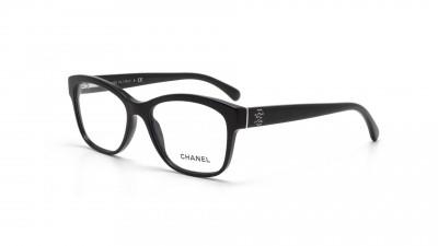 Chanel Camélias Noir CH3255 C501 52-16 154,17 €