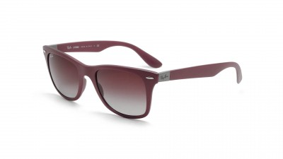 Ray-Ban Wayfarer Liteforce Purple RB4195 6087/4Q 52-20 92,42 €