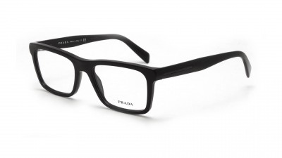 Prada Plaque Black PR06RV 1BO-1O1 53-18 93,25 €