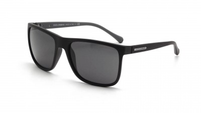 Dolce & Gabbana Over Molded Rubber Noir DG6086 2805/87 56-17 108,25 €