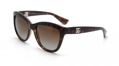 Dolce & Gabbana Logo Execution Tortoise DG6087 502/T5 55-17 Polarized 84,08 €