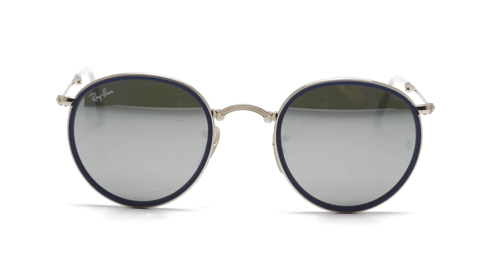 ray ban round metal for sale