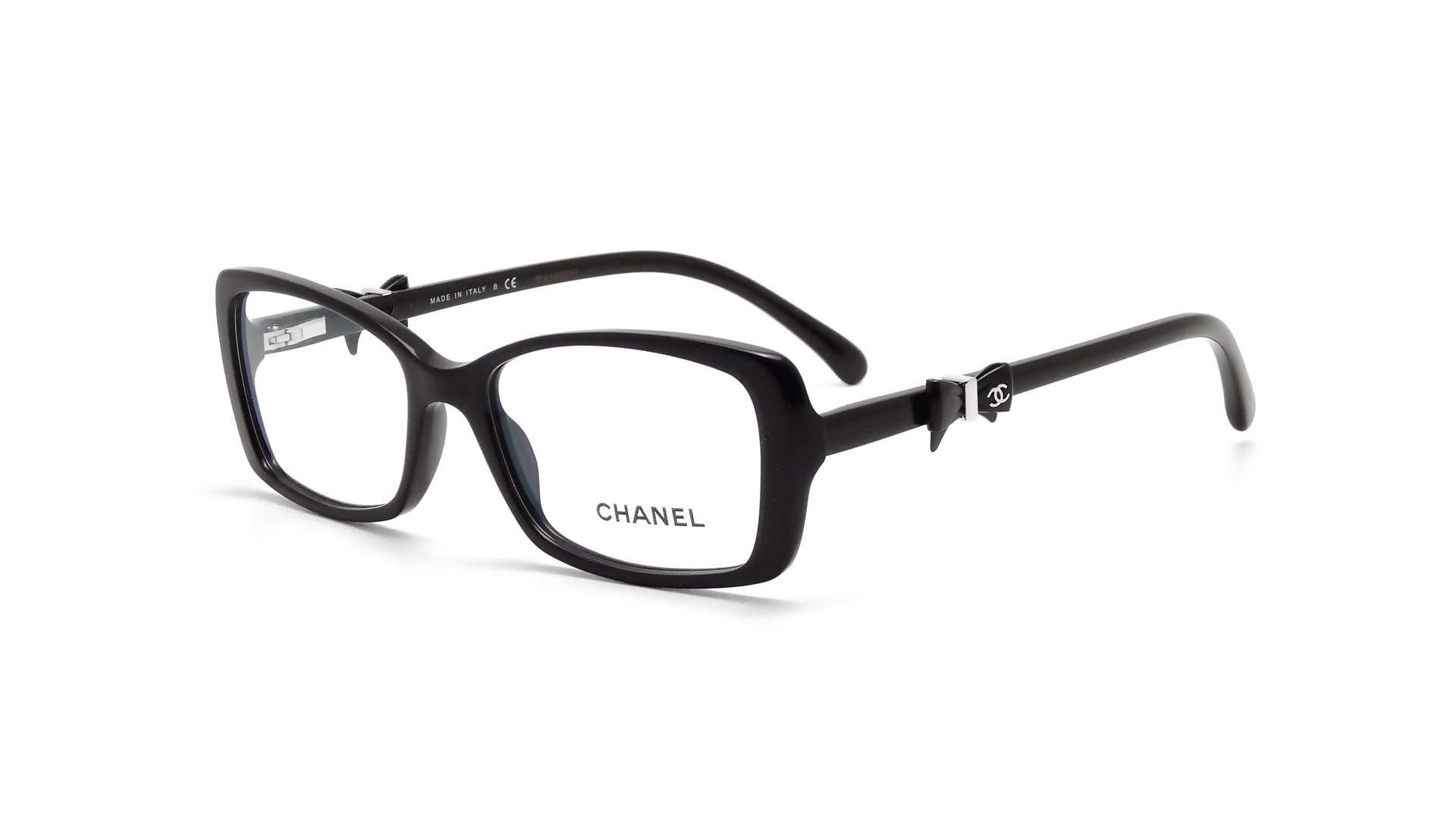 Chanel CH3248 1283 53-16 Black Visiofactory
