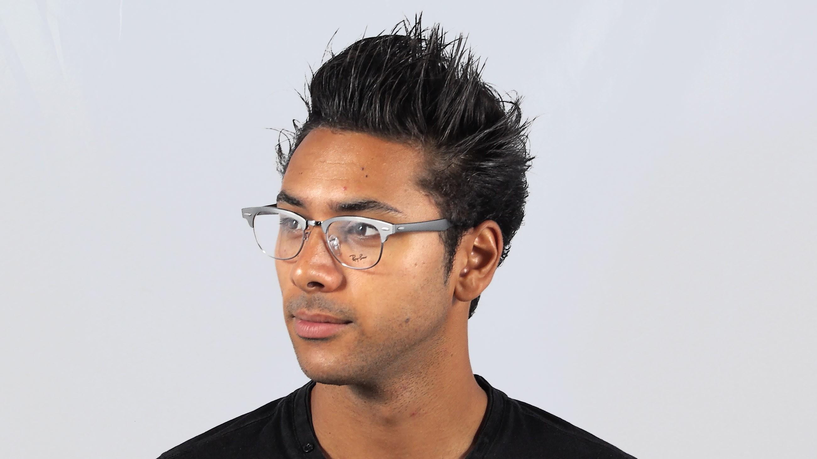 a7350dfa49 ... eyeglasses rb 6295 2808 51 gunmetal 4a6ee 295e8  switzerland ray ban  clubmaster 6295 586cd 4a561