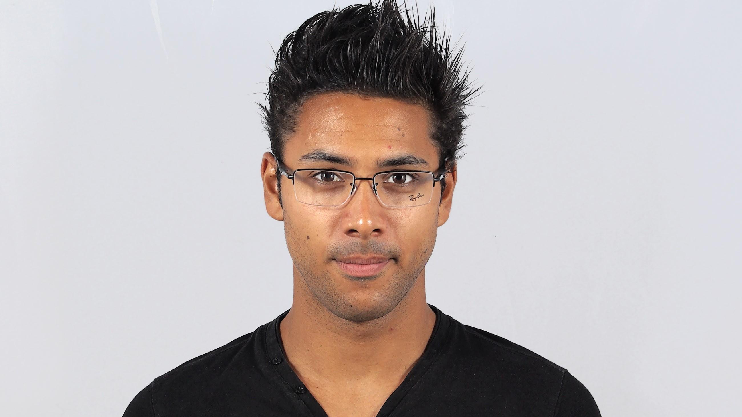 22f24fe08f0 Ray Ban Rx 6285 Eyeglasses 2503 Black