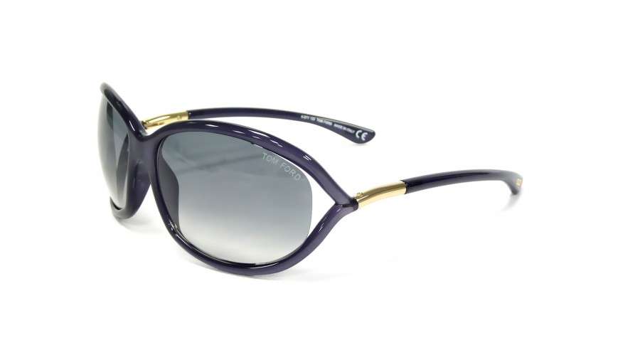 Tom Ford Jennifer Violet FT0008 B5 61-16   Prix 210,00 €   Visiofactory 36938de8aef9