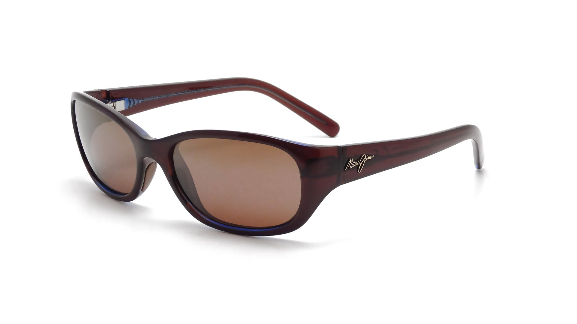 Maui Jim Lighthouse Sunglasses  jim kuiaha bay brown h286 26c 55 19 polarized visiofactory