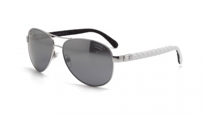 Chanel CH4204Q 124/Z6 58-14 Silver Polarized 262,50 €