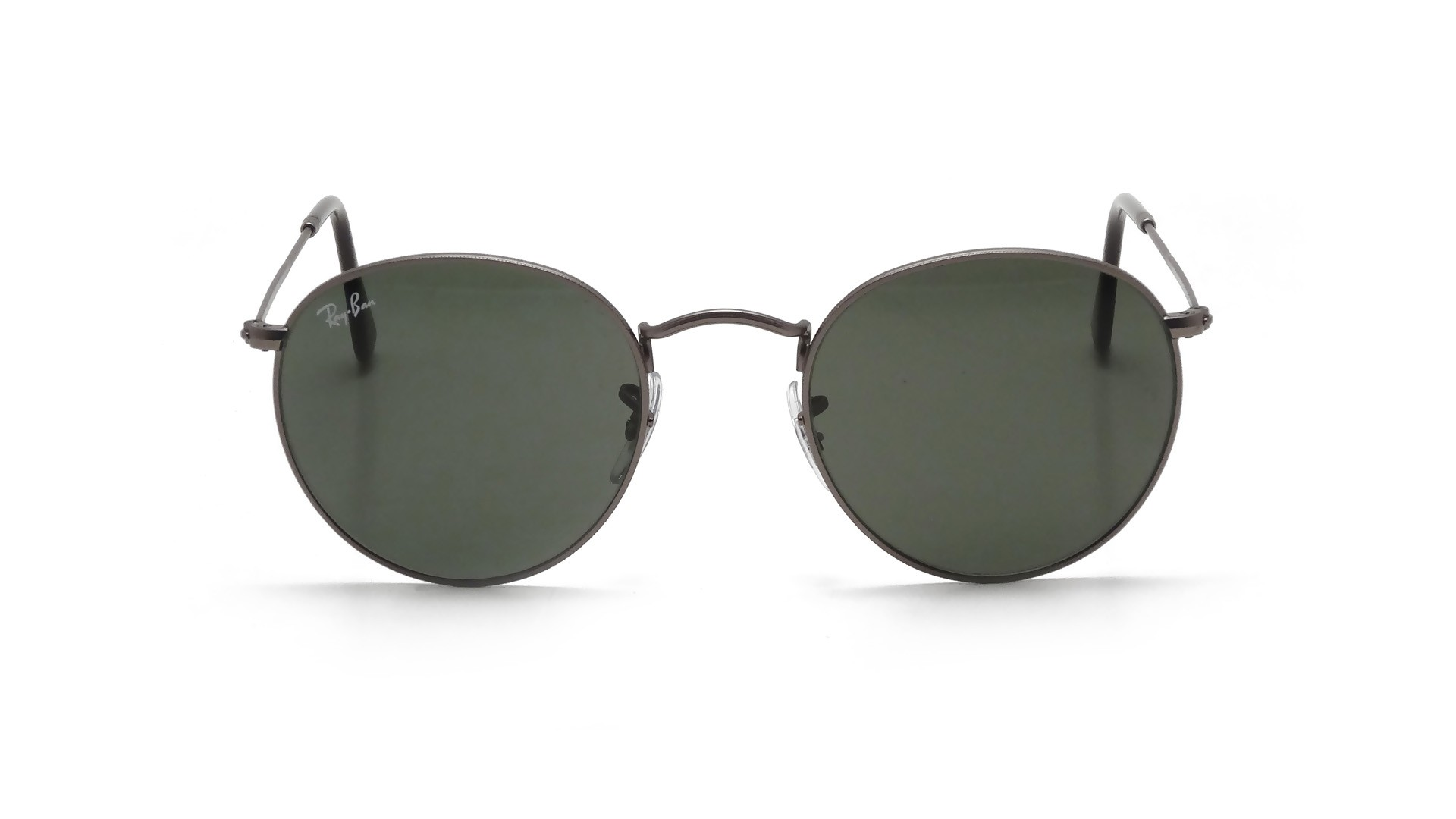 Ray-Ban Round Metal Grey RB3447 029 50-21