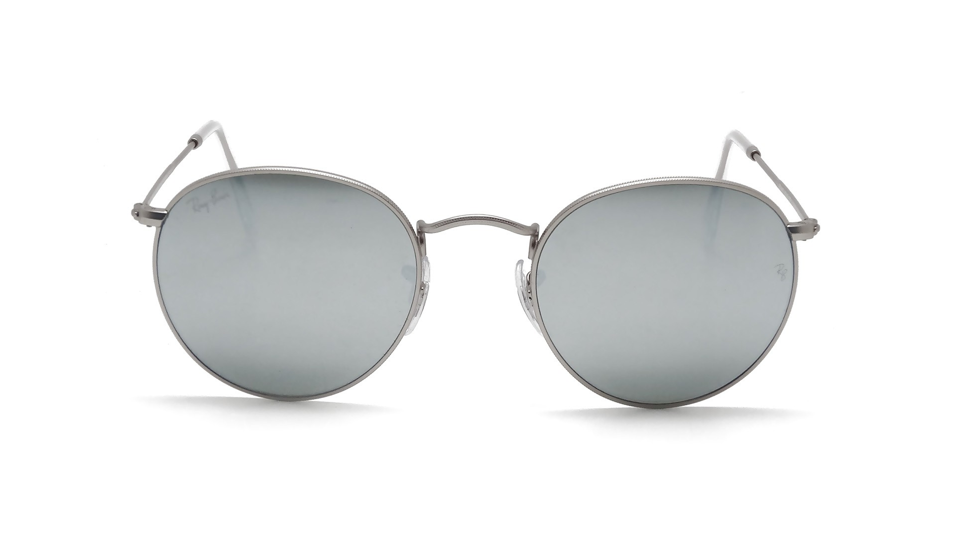 Ray Ban Aviator Argent Flash