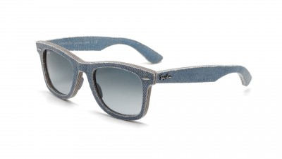 Ray-Ban Original Wayfarer Denim Bleu RB2140 1164/4M 50-22 115,75 €