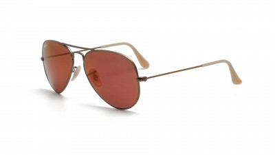 Lunettes de soleil Ray-Ban Aviator Large Metal Or RB3025 167/2K 55-14 91,58 €