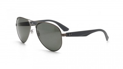 Ray-Ban Aviator Tech Silver RB3523 029/9A 59-17 Polarisés 91,58 €