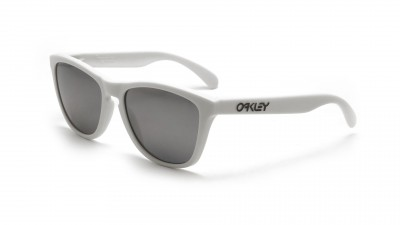 Oakley Frogskins Blanc Mat OO9013 13 55-17 Heaven& Polarisés 108,25 €
