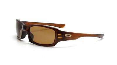 Oakley Fives Squared Brun OO9238 08 54-20 Polarisés 99,92 €