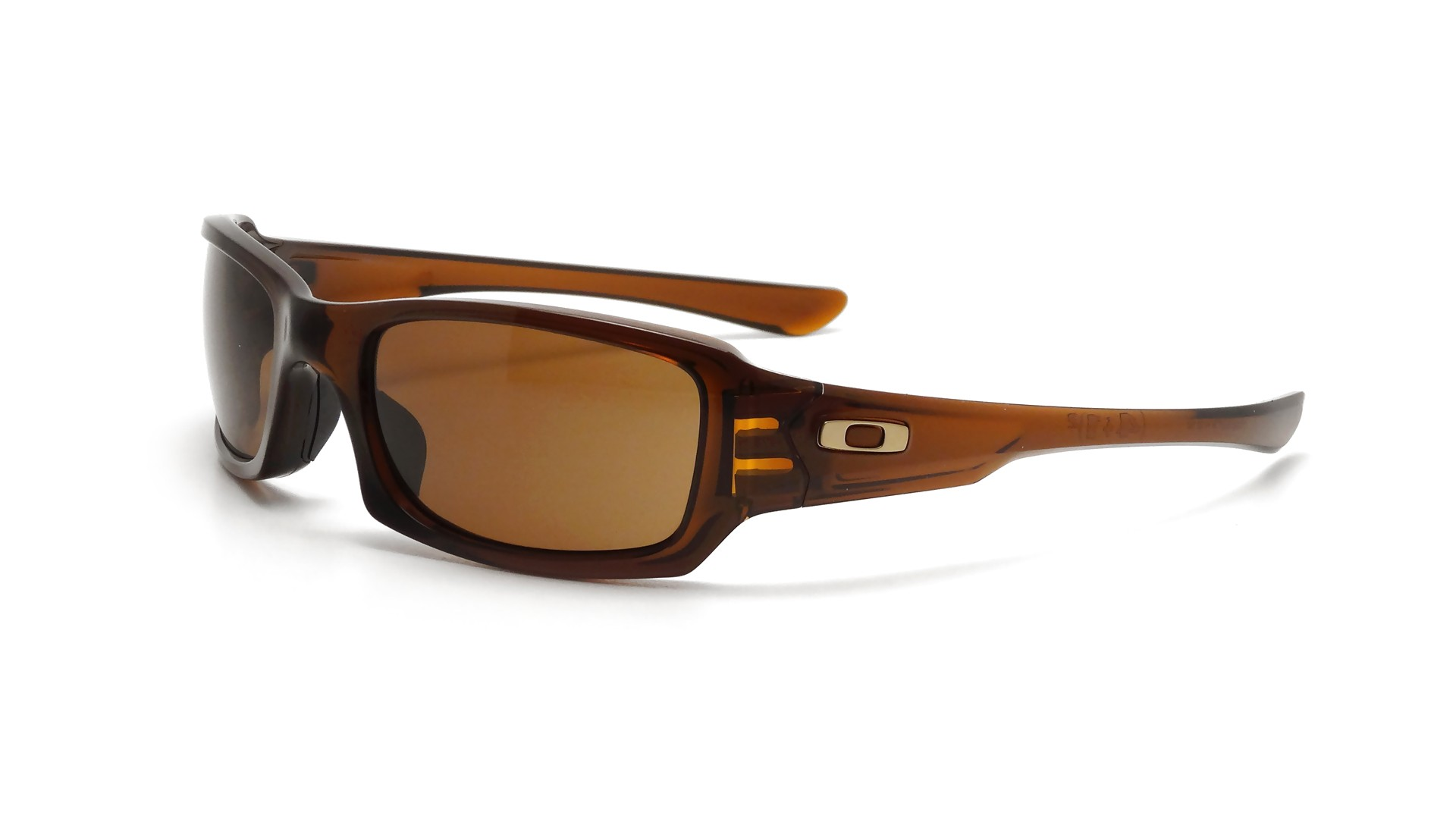 oakley fives squared  Fives Squared Brown OO9238 07 54-20
