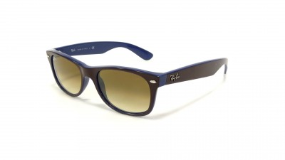 Ray-Ban New Wayfarer Brown RB2132 874/51 55-18 83,25 €