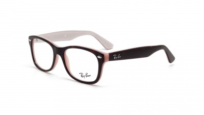 ray ban junior eyeglass frames  junior. ray ban rx1528 rb1528 3580 46 16 black 49,17 \u20ac