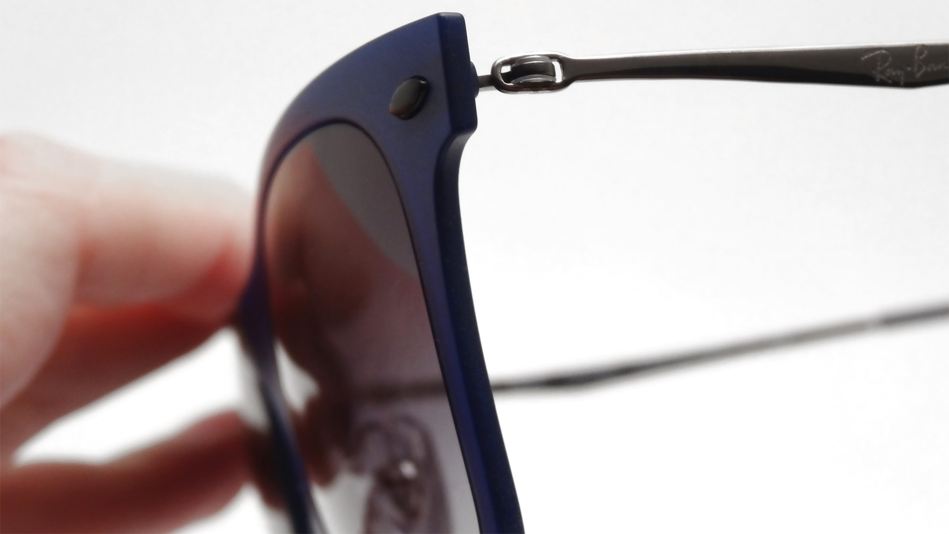 453c4752a80 Ray Ban Light Ray Rb 4210 Blue