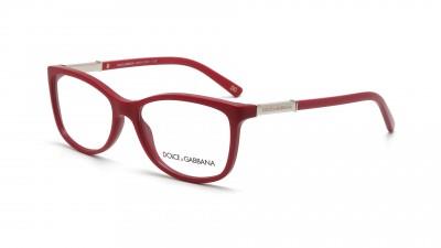 Dolce & Gabbana Logo Plaque Rouge DG3107 25/83 52-15 133,25 €