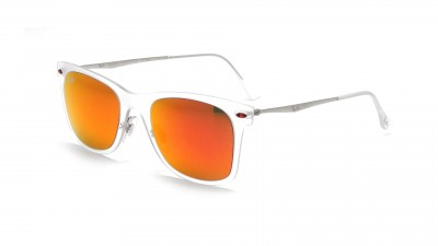 Ray-Ban Wayfarer Light Ray Transparent Mat RB4210 646/6Q 50-22 112,42 €