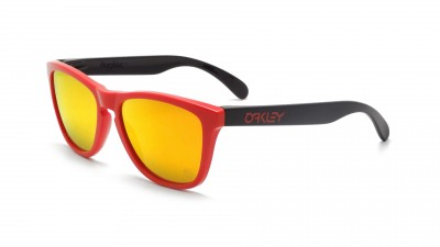 Oakley Frogskins Orange OO9013 34 55-17 Polarisés 75,83 €