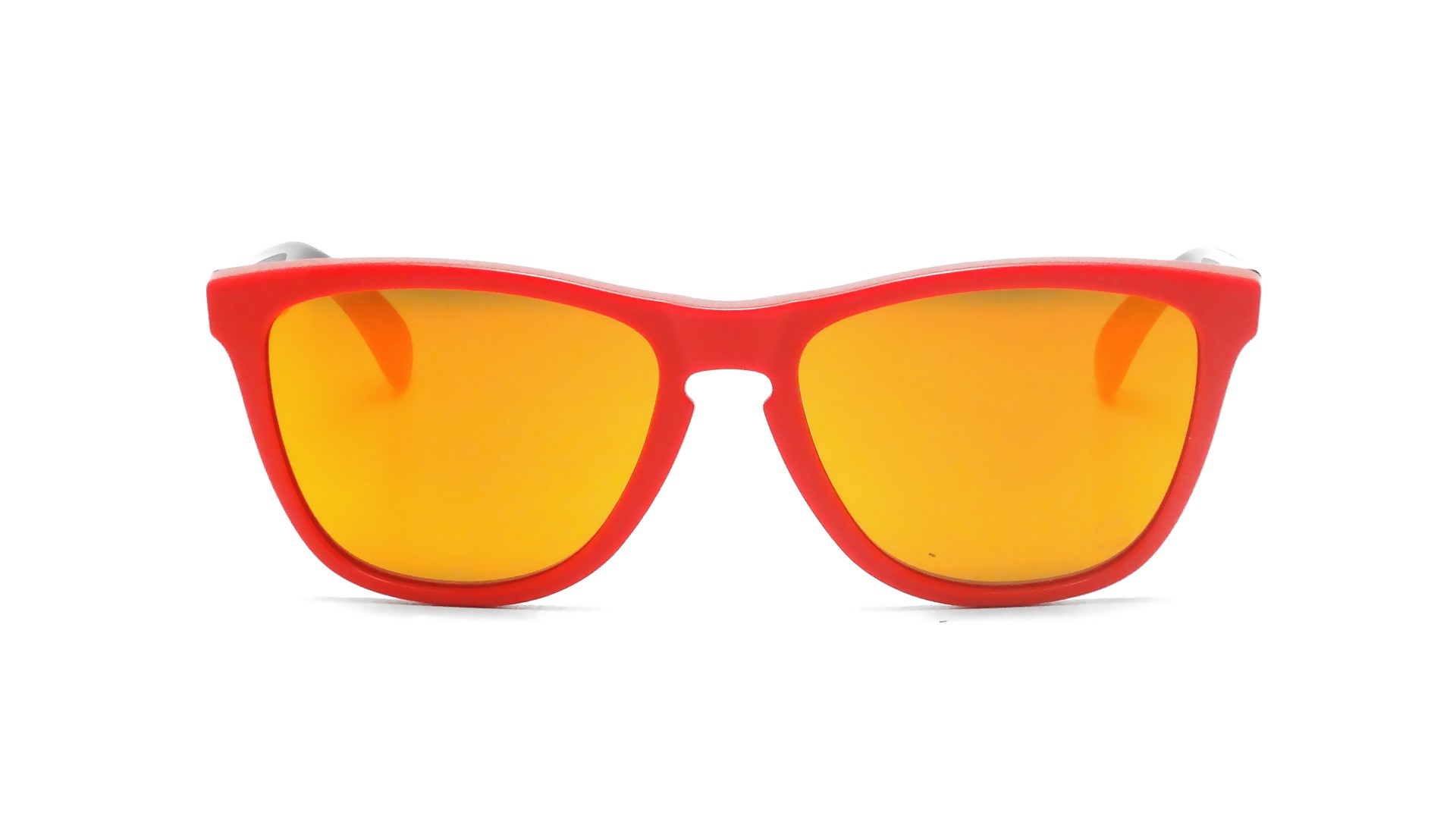 Oakley Neon Yellow Frogskin Sunglasses  frogskins orange oo9013 34 55 17 polarized visiofactory