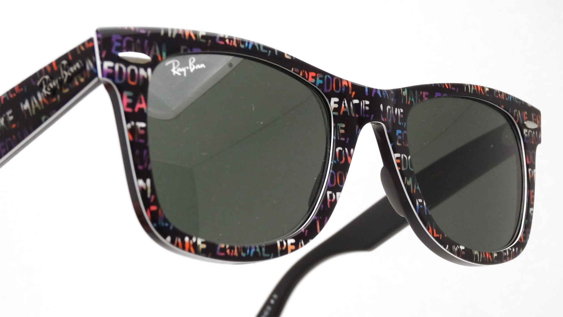 rb2140 black  Ray Ban Wayfarer Sunglasses Rb2140 Black