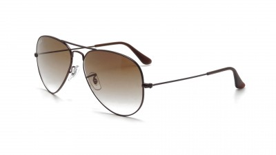 Lunettes de soleil Ray-Ban Aviator Large Metal Brun RB3025 014/51 58-14 83,25 €
