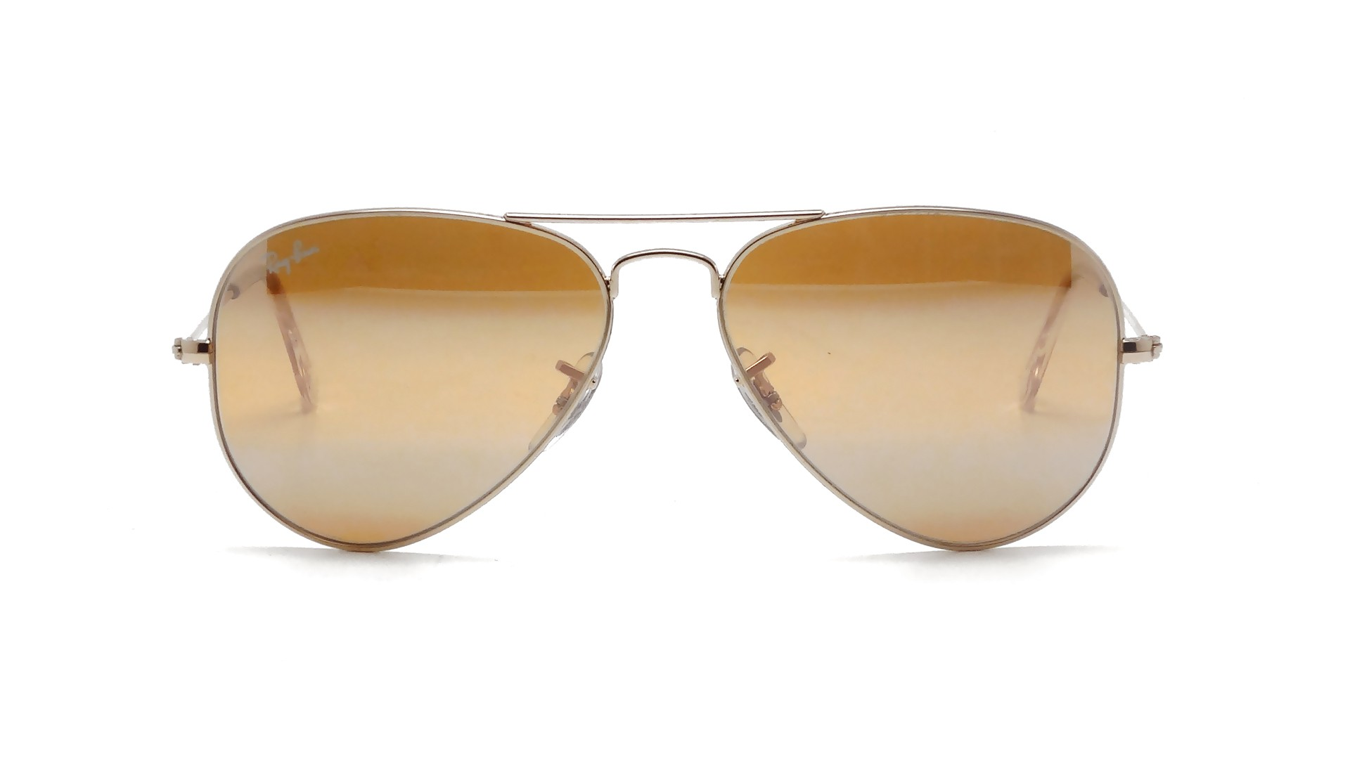 rb3025  Ban Aviator Large Metal Gold RB3025 001/3K 55-14
