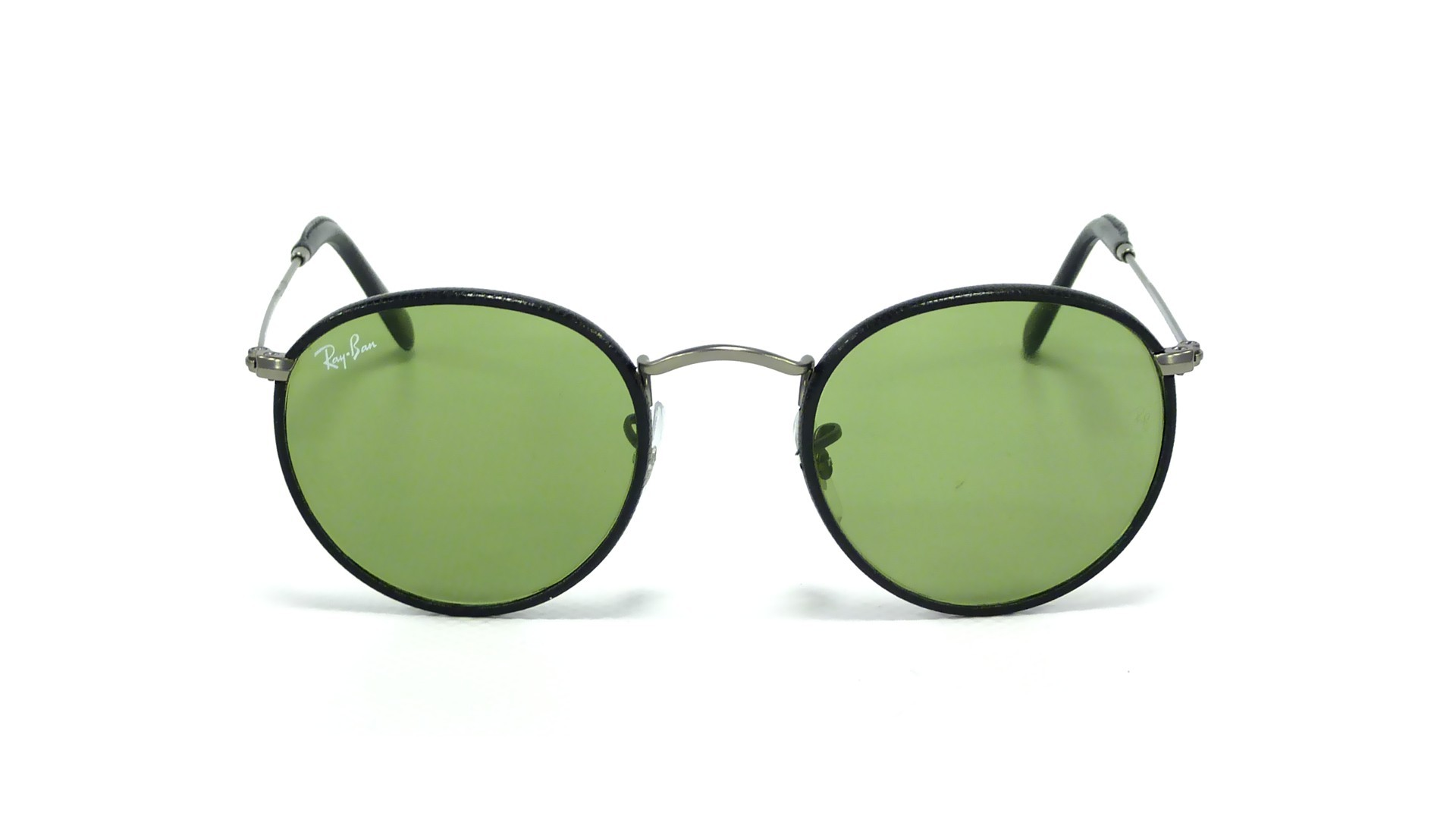 Ray ban round craft noir rb3475q 029 14 47 21 visiofactory for Ray ban craft round