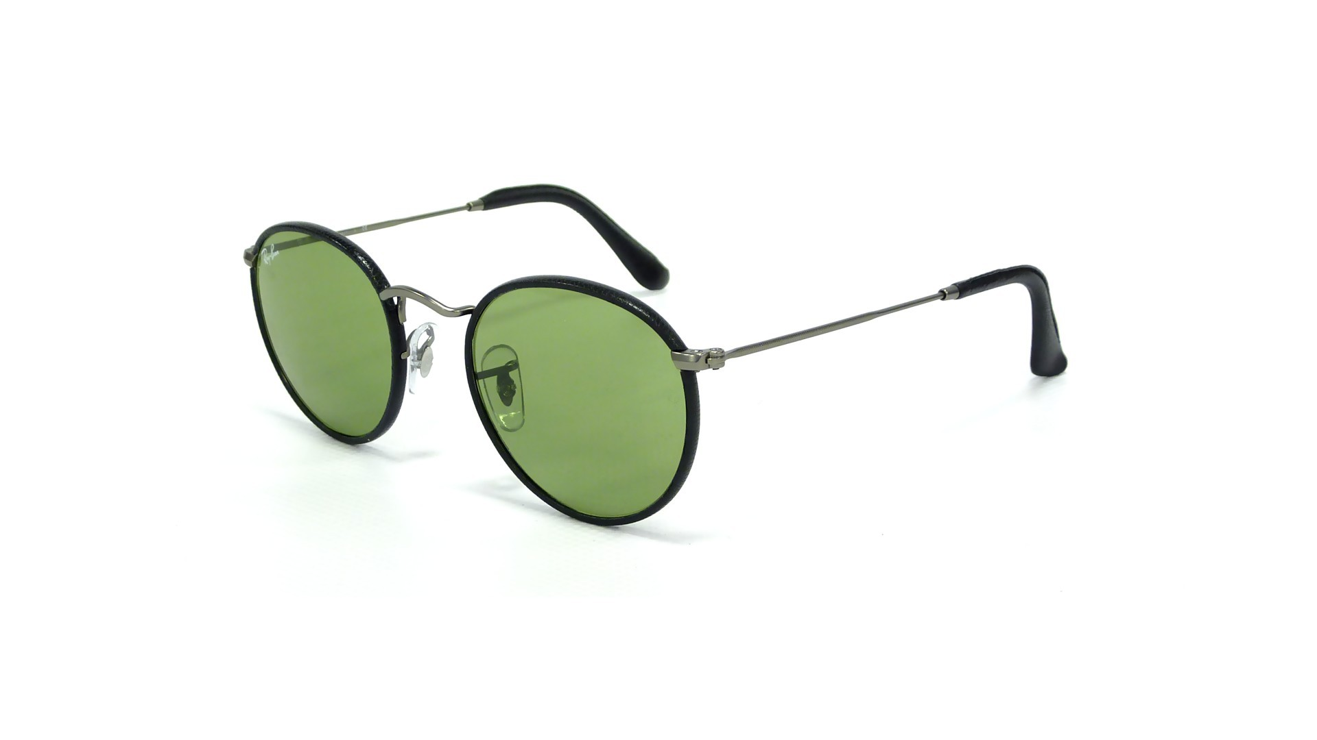 Ray ban round craft black rb3475q 029 14 47 21 visiofactory for Ray ban round craft