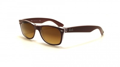 Ray-Ban New Wayfarer Purple RB2132 6054/85 55-18 77,42 €