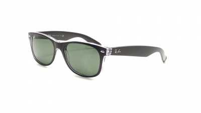 Ray-Ban New Wayfarer Black RB2132 6052/58 55-18 Polarized 104,08 €