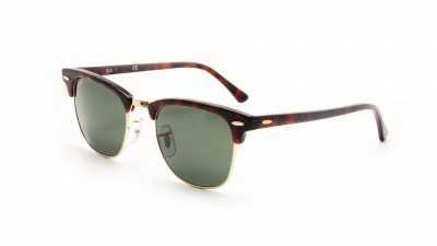 Ray-Ban Clubmaster Écaille RB3016 W0366 51-21 72,42 €