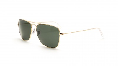 Ray-Ban Caravan Or RB3136 001 55-15 74,92 €