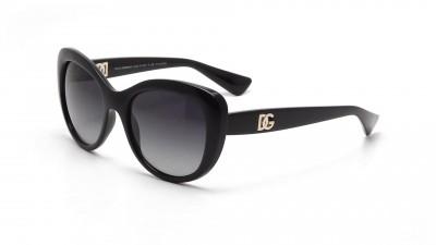 Dolce & Gabbana Logo Execution Black DG6090 501/T3 54-19 Polarized 124,92 €